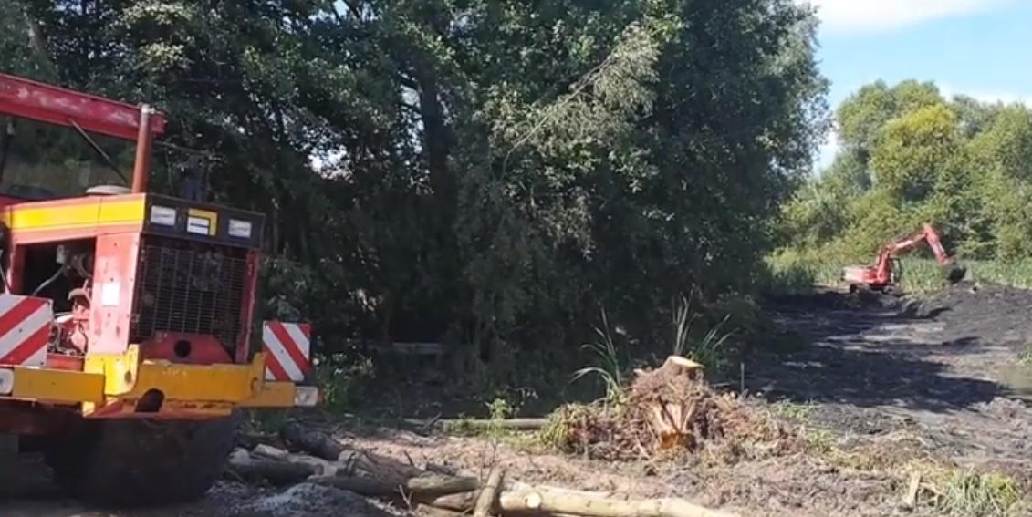 Zbiornik małej retencji w Borowej przeszedł modernizację [VIDEO] - Zdjęcie główne