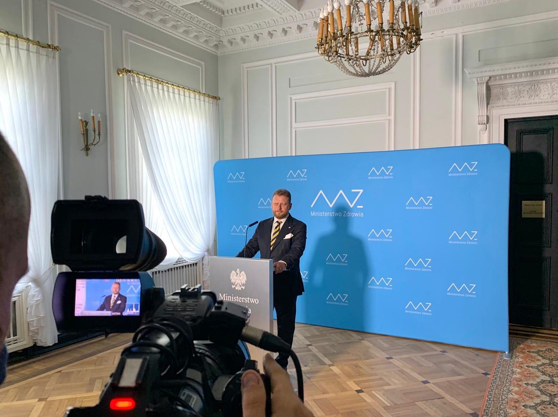 Kraj: Minister Łukasz Szumowski rezygnuje z funkcji!  - Zdjęcie główne