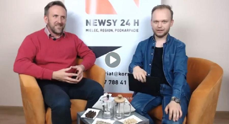Rozmowy z Korso - Grzegorz Sieroń - Zdjęcie główne