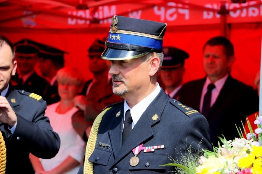 Kim był były komendant mieleckiej straży pożarnej? Przypominamy  - Zdjęcie główne