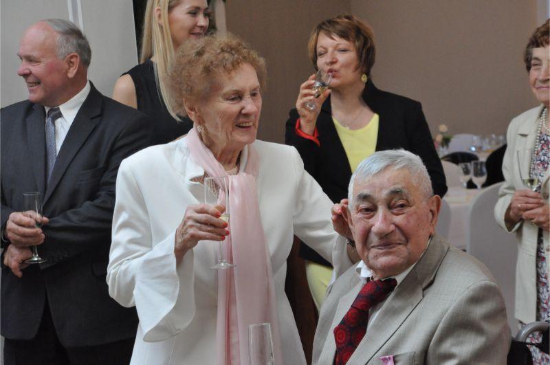 W Mielcu padł rekord! 70-ta rocznica ślubu - Zdjęcie główne