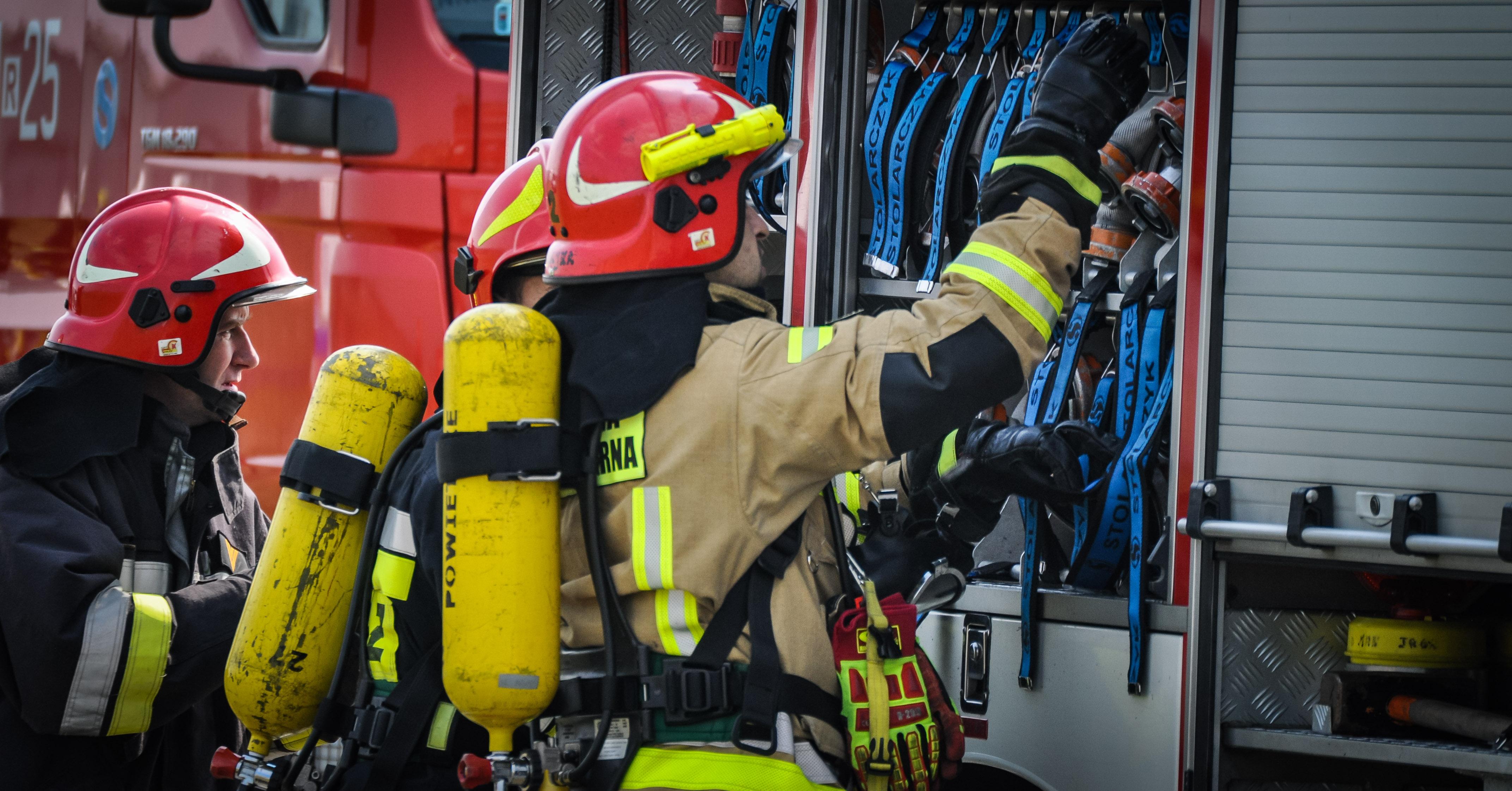 Zabezpieczenia przeciwpożarowe - Zdjęcie główne
