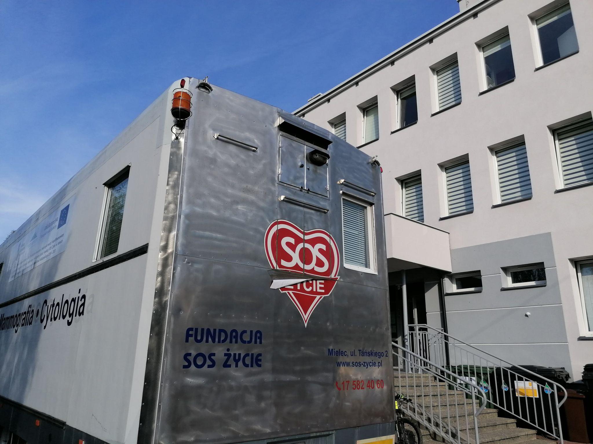 Mielecka Fundacja SOS Życie z unijną dotacją na zakup sprzętu [VIDEO] - Zdjęcie główne