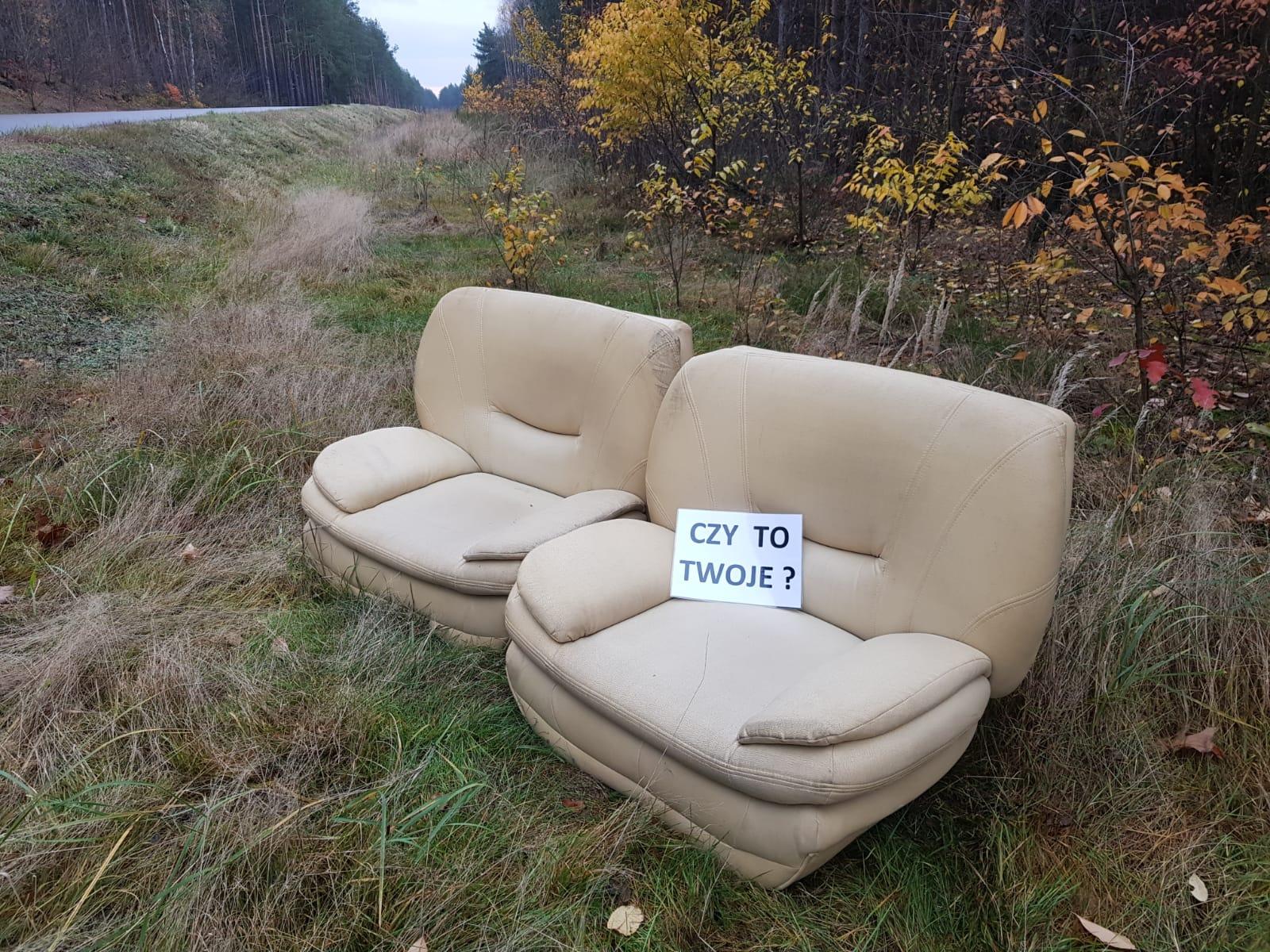 Fotele czekają na pana! - Zdjęcie główne