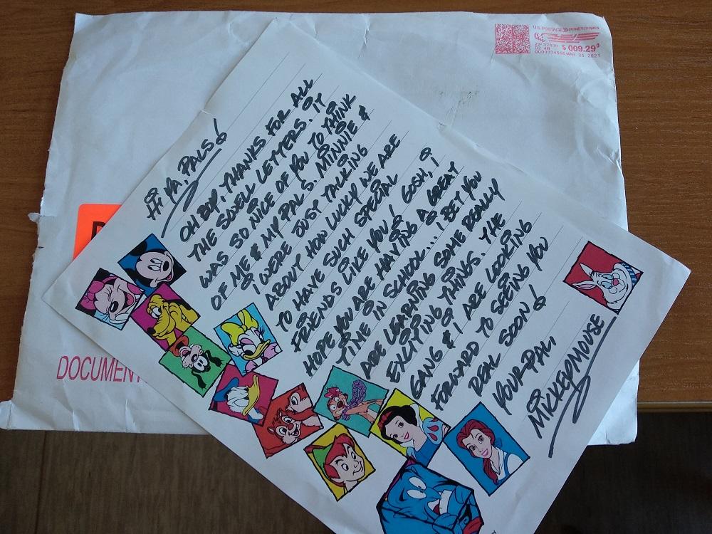 Niezwykły list trafił do Radomyśla  - Zdjęcie główne