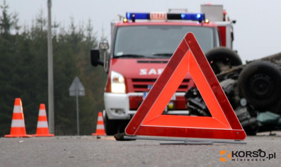 Podkarpacie. 30-latek zginął w wypadku samochodowym - Zdjęcie główne