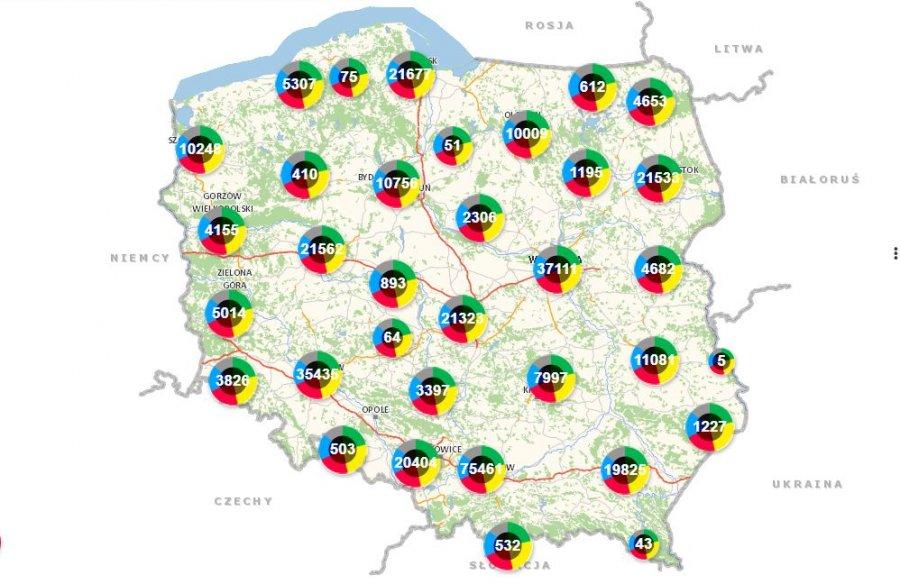Krajowa Mapa Zagrożeń. Wiemy jakie niebezpieczeństwa sygnalizują mielczanie - Zdjęcie główne