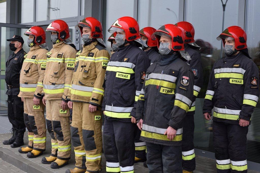 Rzeszów zyskał nową jednostkę ratowniczo - gaśniczą [FOTO] - Zdjęcie główne