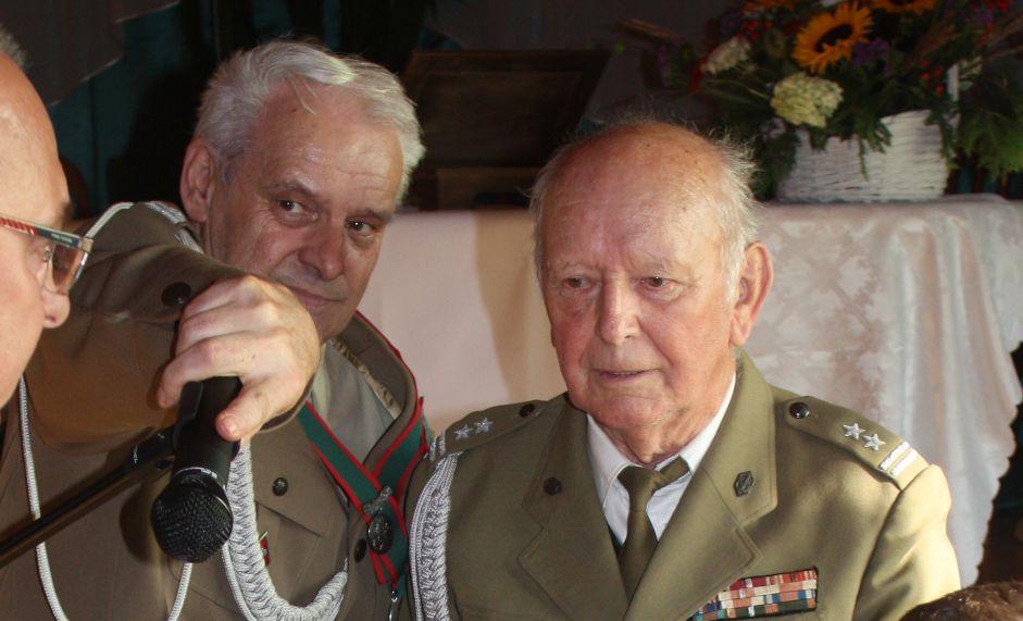 Medal dla Eugeniusza Przybyłkowskiego. 50 lat w Polskim Związku Łowieckim - Zdjęcie główne