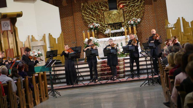 Wrocławska Orkiestra Barokowa na finał mieleckiego festiwalu [FOTO] - Zdjęcie główne