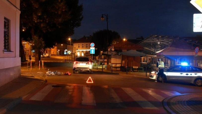Region: 10-latek uciekł z miejsca wypadku. Jego kolega poważnie ranny - Zdjęcie główne