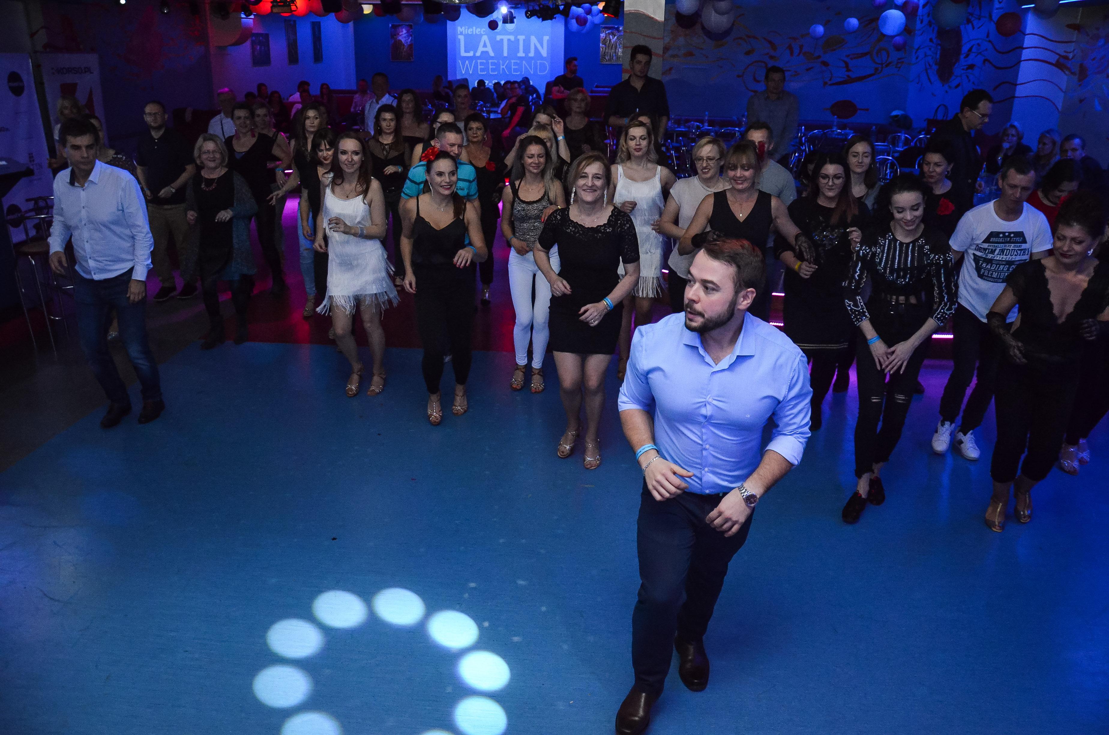 Pierwszy dzień festiwalu Salsy i bachaty w Mielcu za nami! [FOTO, VIDEO] - Zdjęcie główne