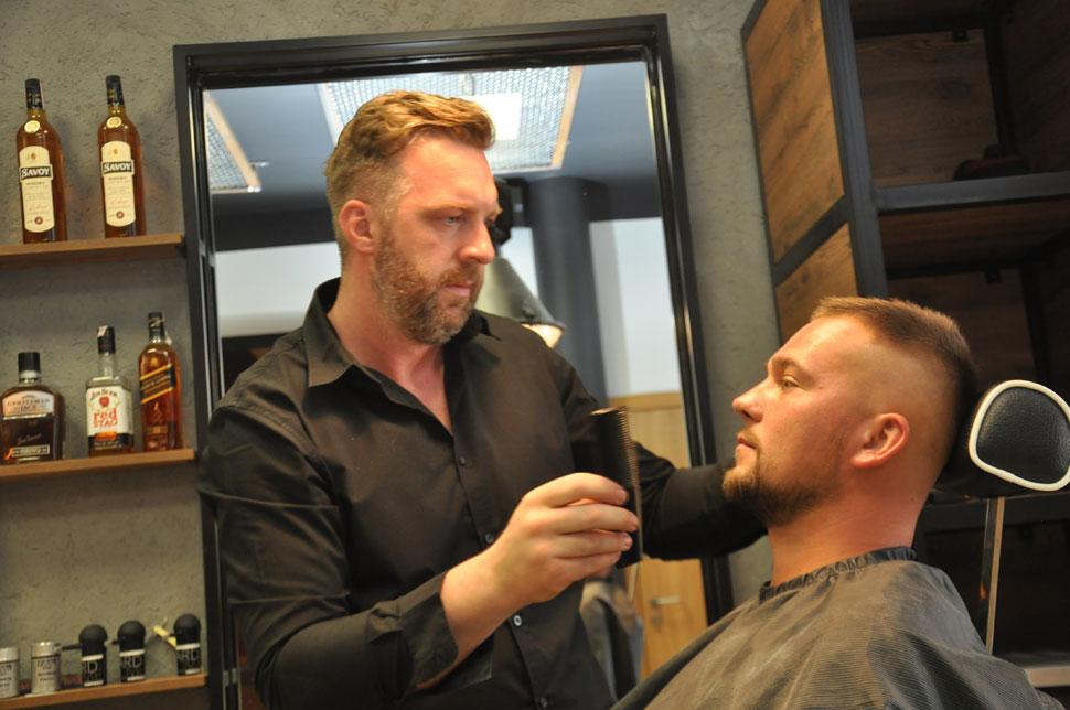 Mężczyźni wolą barber shopy! - Zdjęcie główne