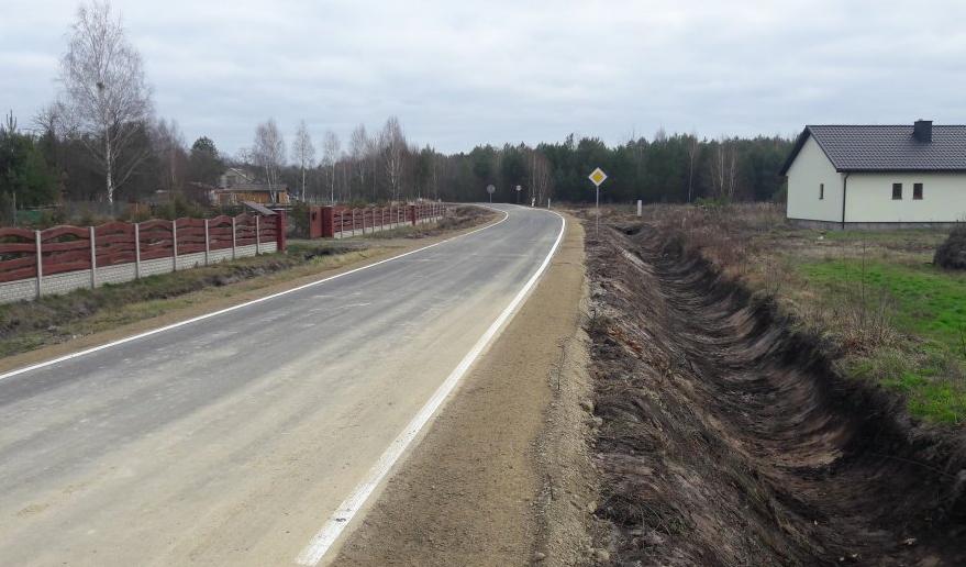 W Gminie Tuszów Narodowy udało się wybudować nowe drogi! Zobacz gdzie [FOTO] - Zdjęcie główne