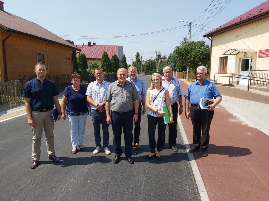 Są nowe drogi w Jaślanach - Zdjęcie główne