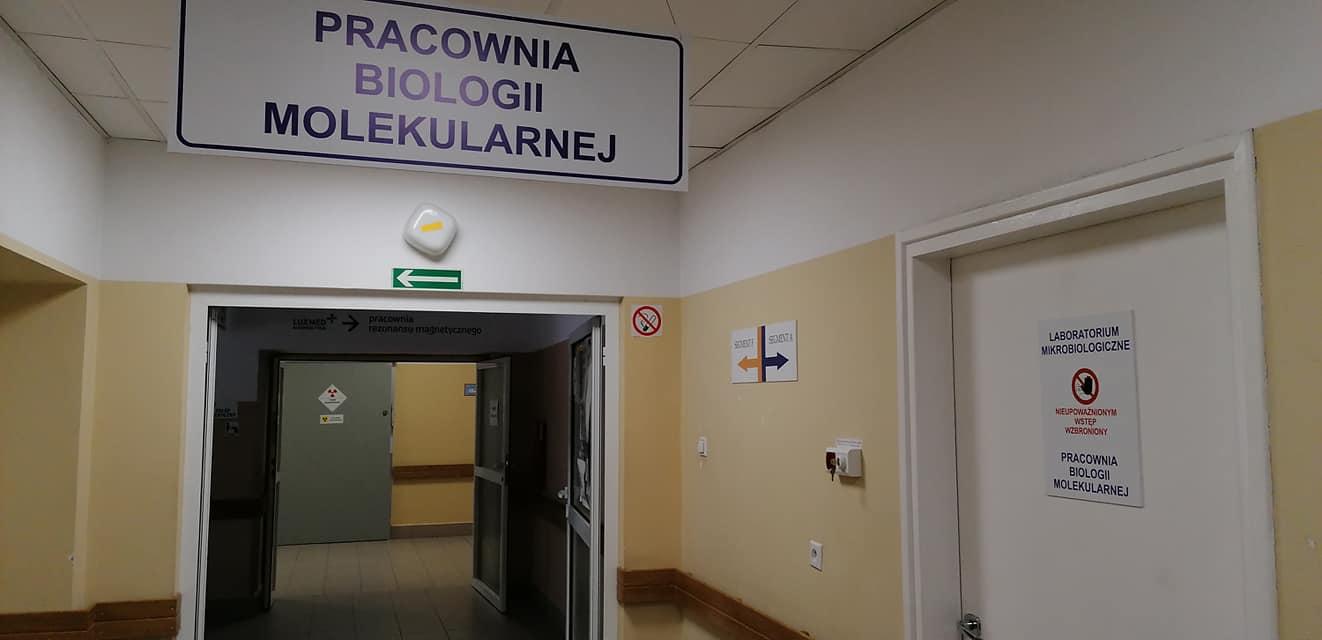 100 pracowników mieleckiego szpitala zakażonych koronawirusem - Zdjęcie główne