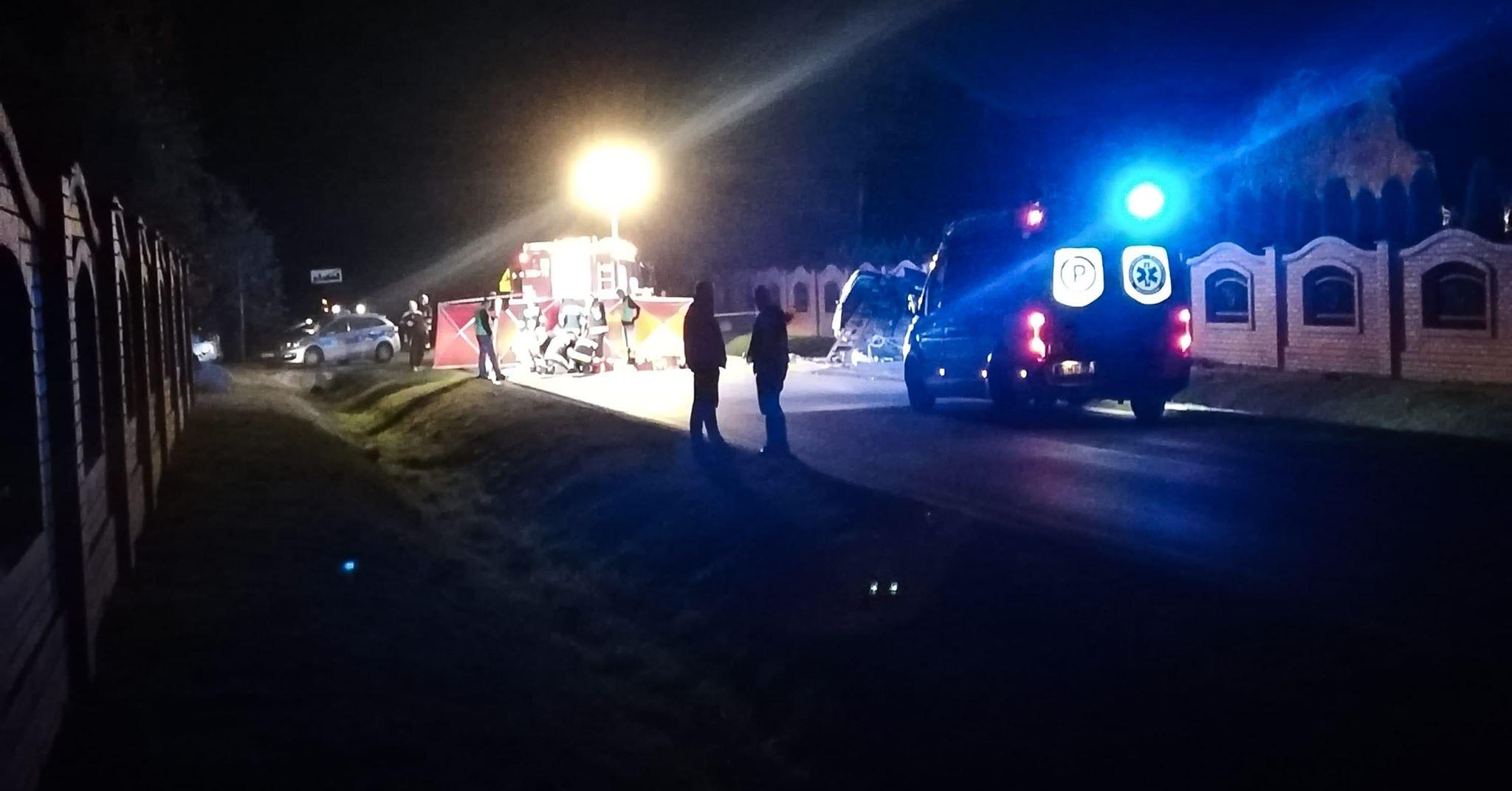 Śmiertelny wypadek w Rudzie. 18-latek nie żyje! - Zdjęcie główne