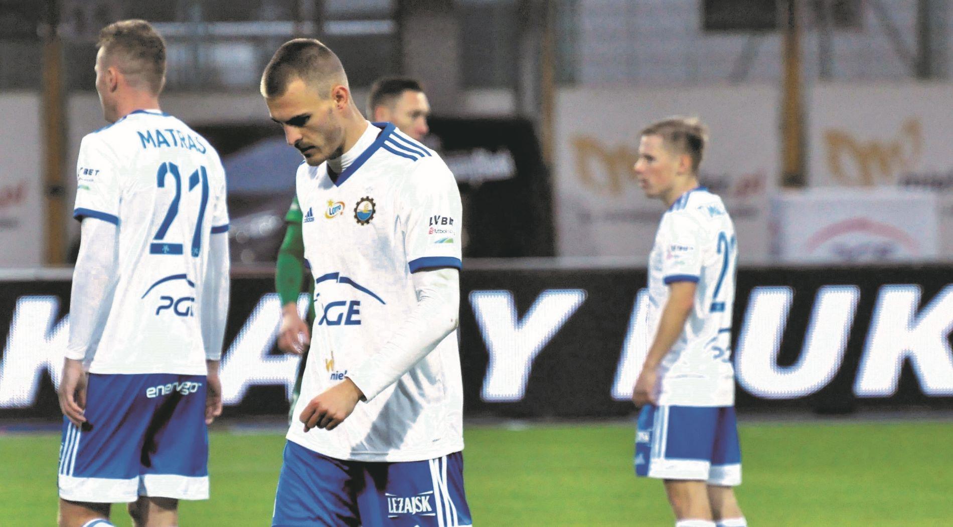 Ekstraklasa. Stal Mielec grała o ligowe punkty w Szczecinie - Zdjęcie główne