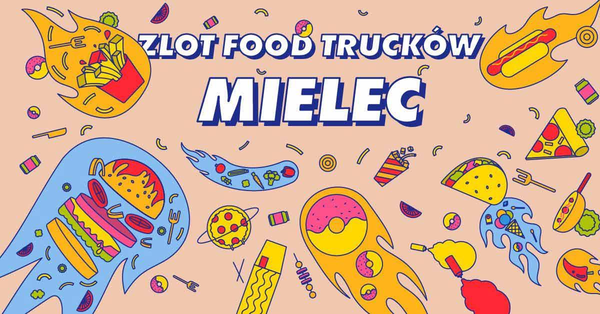 Wielki powrót food trucków do Mielca! - Zdjęcie główne