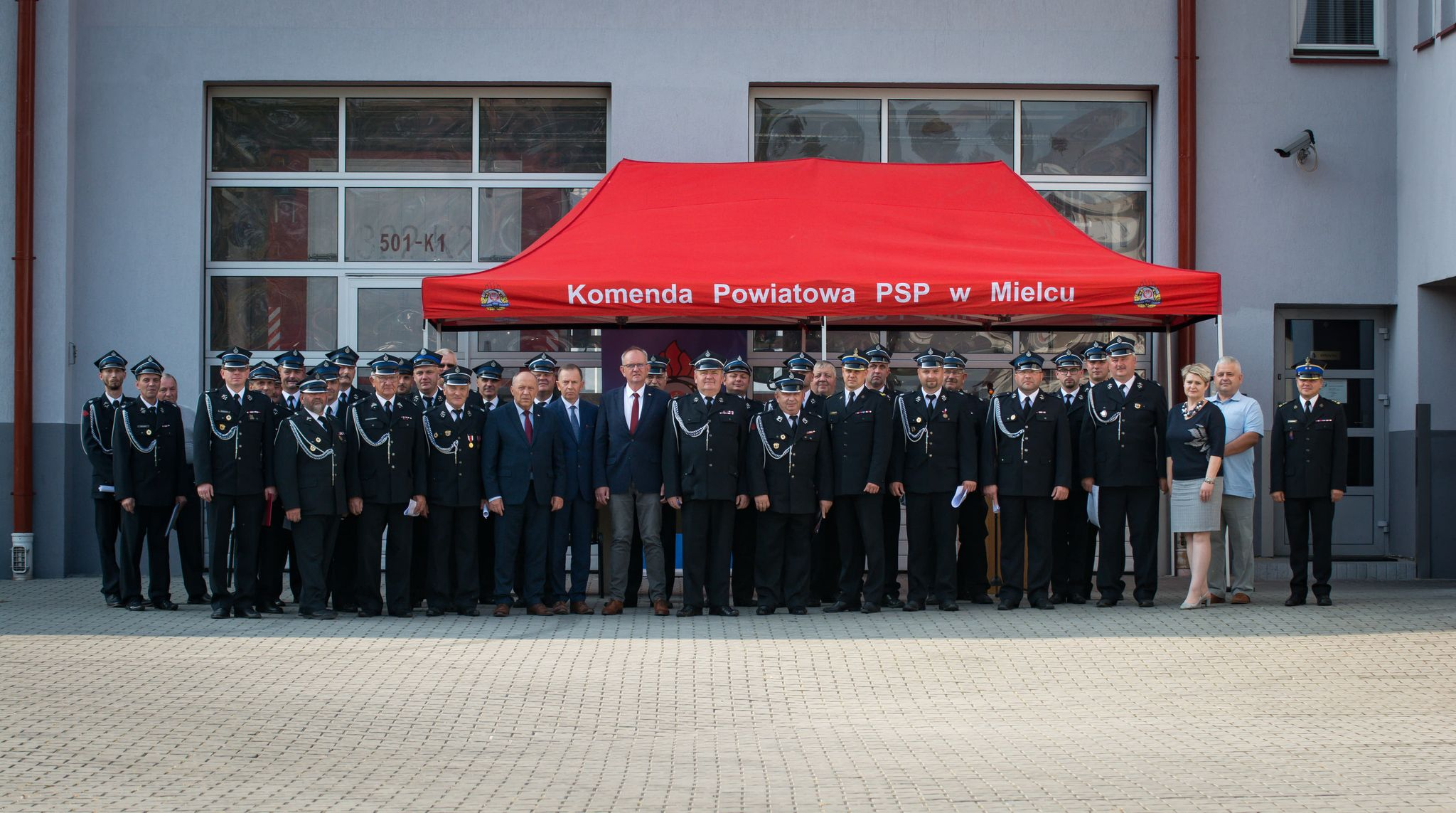 Strażacy z OSP otrzymali dotacje na nowy sprzęt - Zdjęcie główne