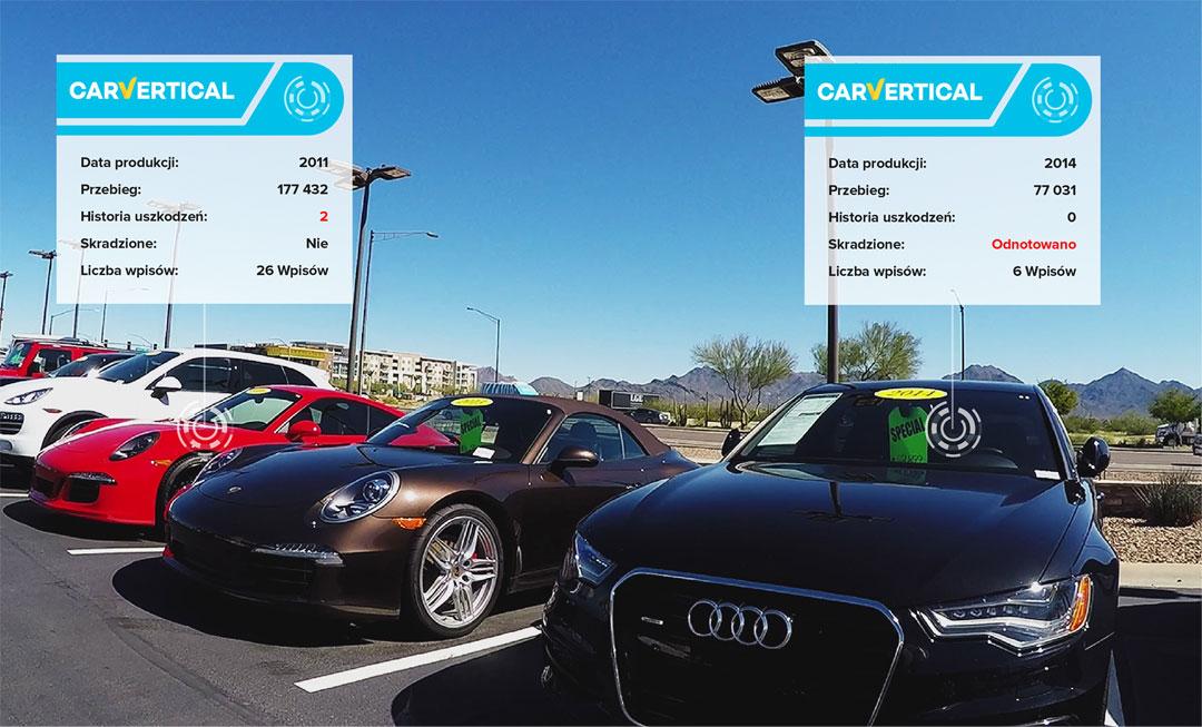 CarVertical: Sprawdzenie auta dla laika – nie musisz być ekspertem - Zdjęcie główne