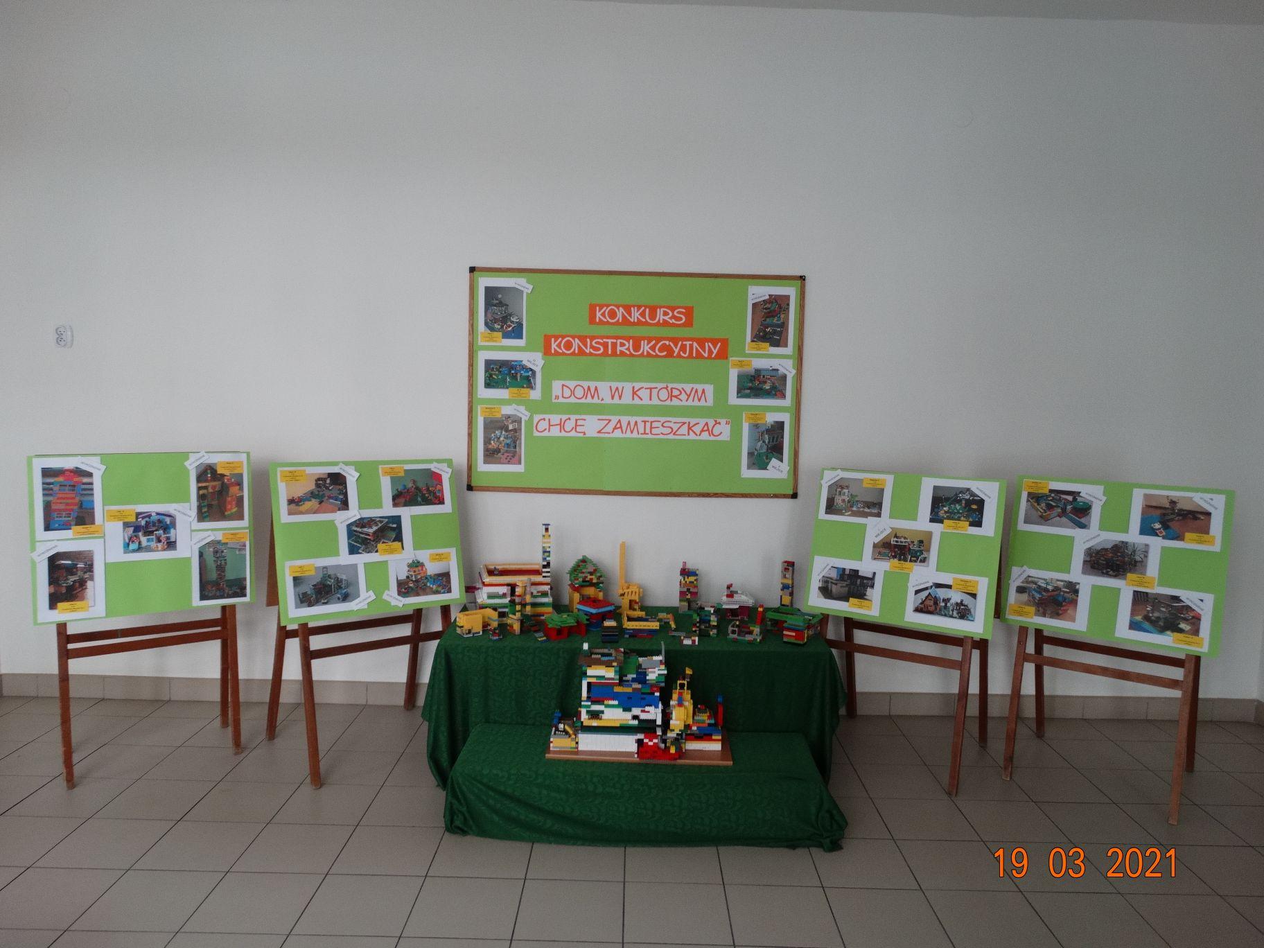 Konkurs na miarę programu telewizyjnego. Przedszkolaki konstruują dom [ZDJĘCIA] - Zdjęcie główne