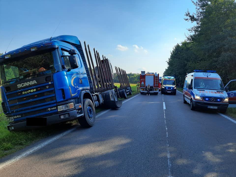 ŚMIERĆ pod kołami ciężarówki! Są nowe ustalenia policji - Zdjęcie główne