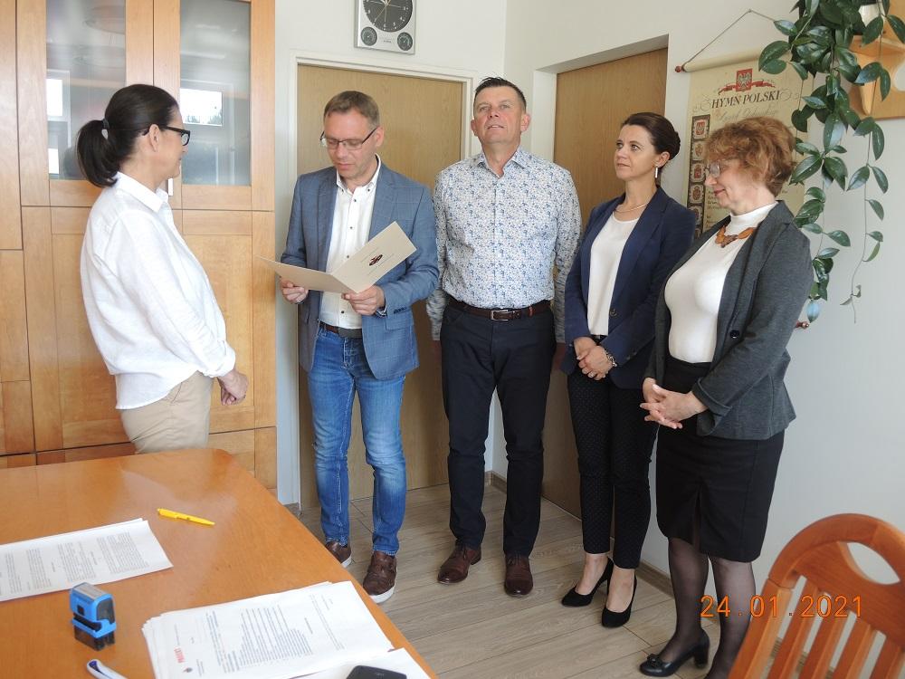 Padew Narodowa: Jest nowy dyrektor biblioteki  - Zdjęcie główne