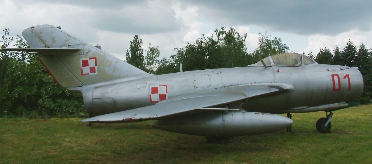 Dziś rocznica oblotu odrzutowego myśliwca produkowanego w Mielcu - Zdjęcie główne