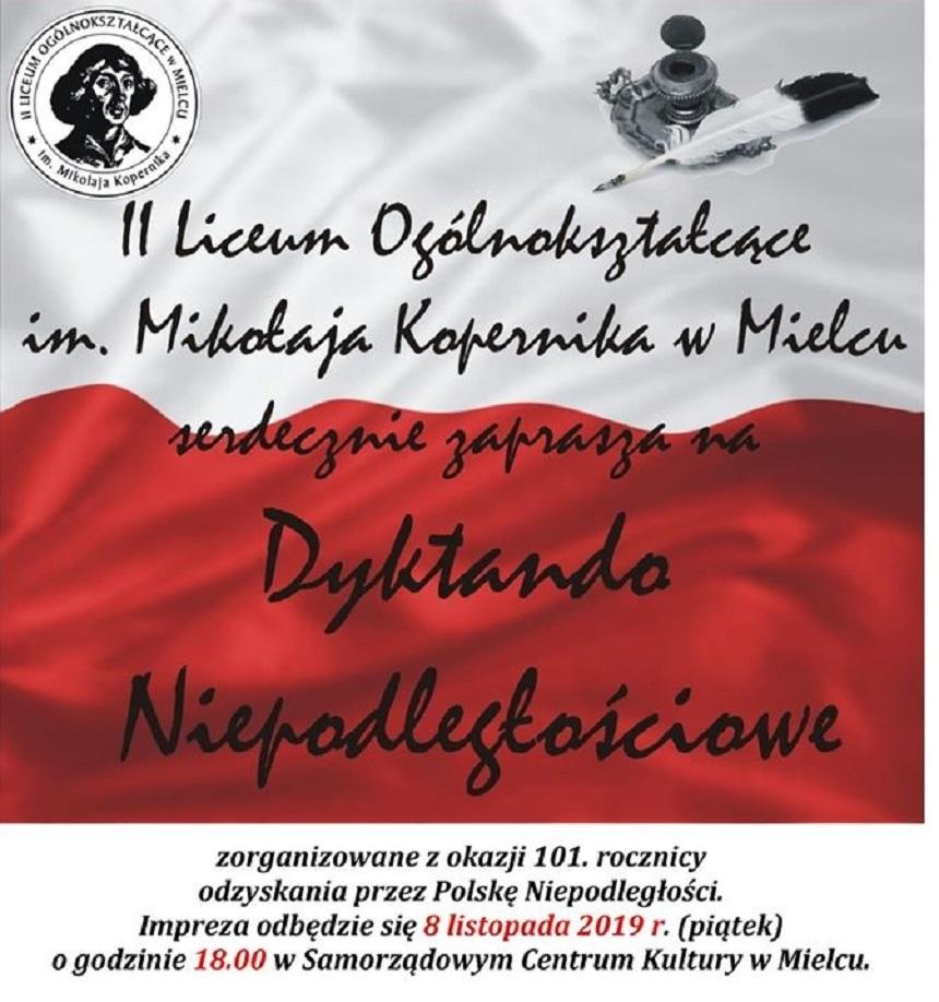 Sprawdź się w ortografii i napisz Dyktando Niepodległościowe - Zdjęcie główne