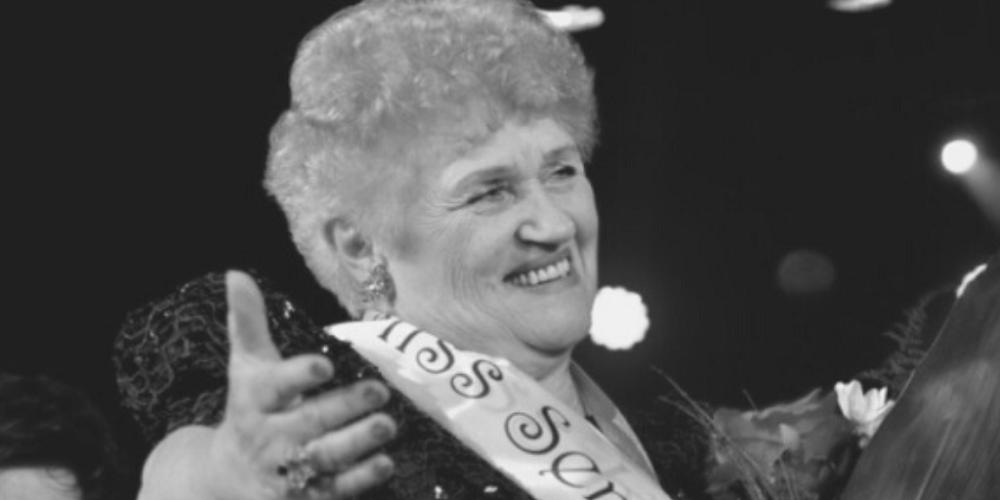 Odeszła Anna Paprocka: Najsympatyczniesza Seniorka Mielca - Zdjęcie główne