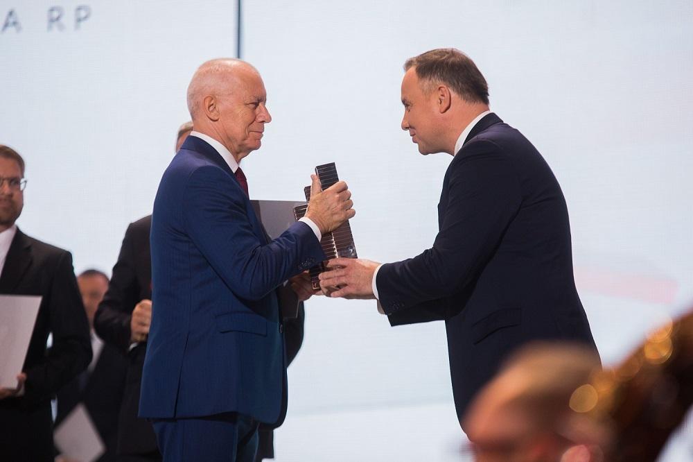 Prezydencka nagroda dla firmy z Dębicy! - Zdjęcie główne