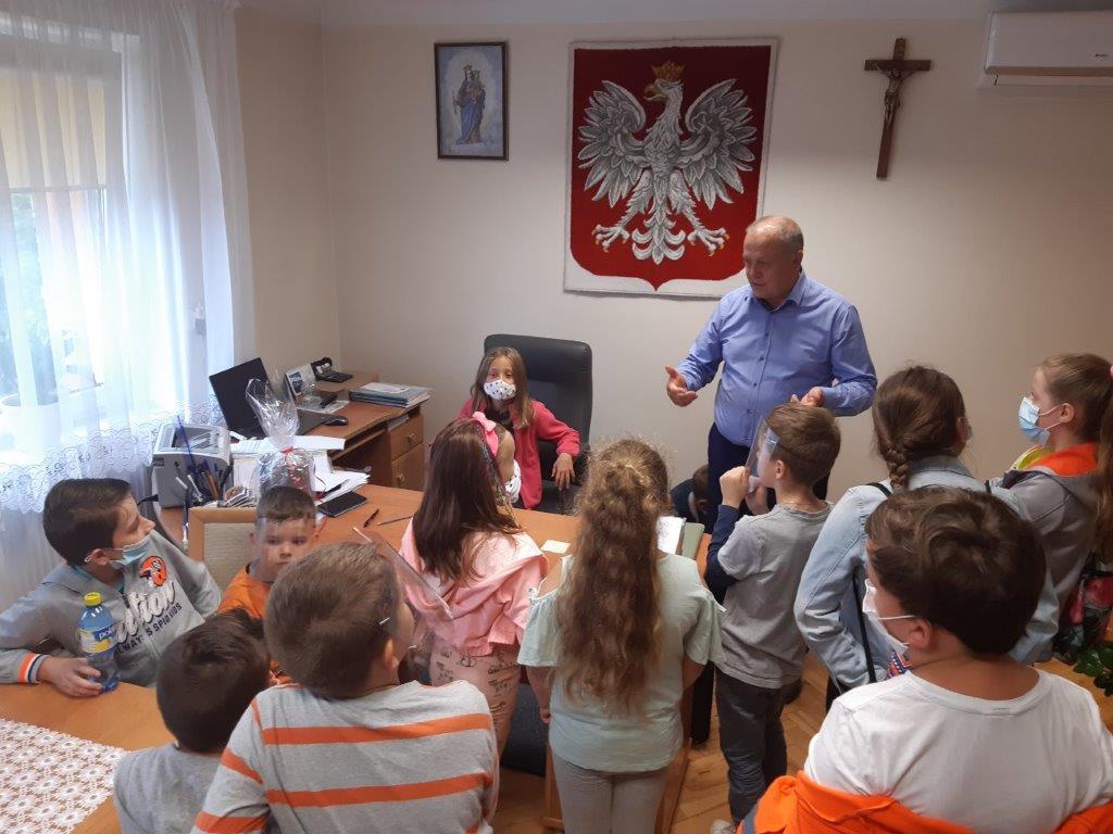 Zakończyła się Półkolonia w GOK w Grochowem [FOTO] - Zdjęcie główne