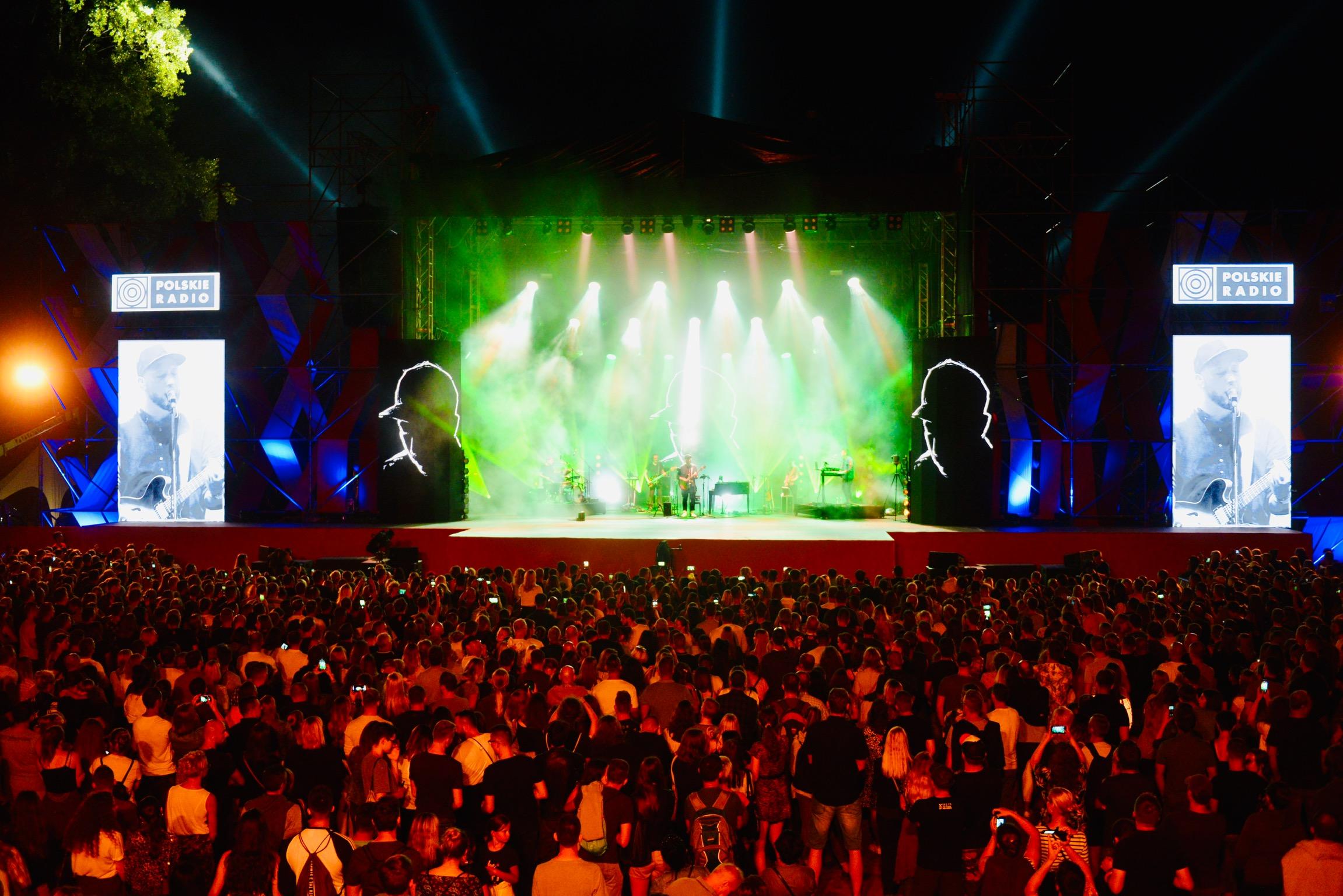 Tłumy na koncertach Lata z Radiem w Stalowej Woli  - Zdjęcie główne