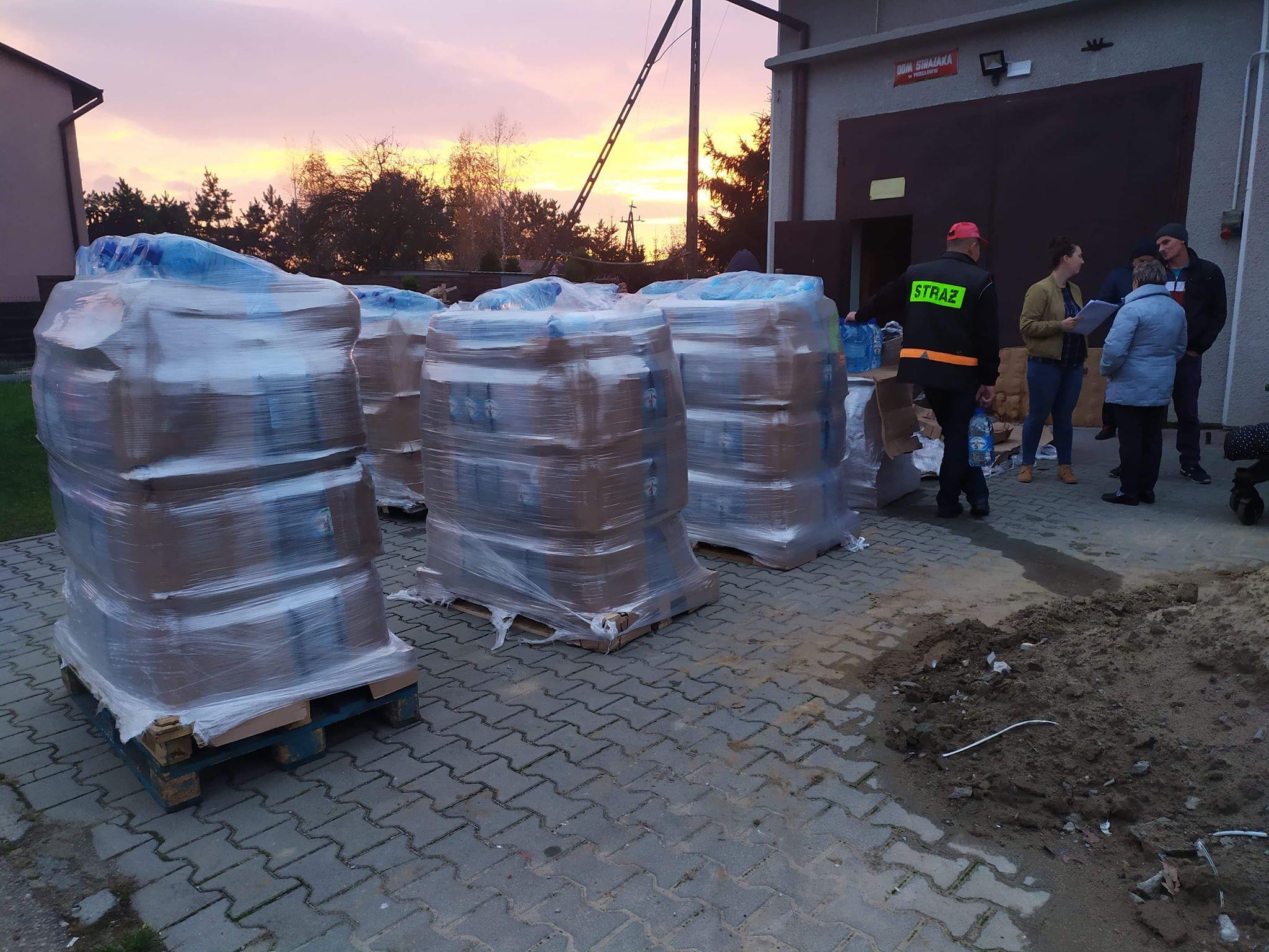 Jest nowy komunikat w sprawie wody w gminie Przecław, także Mielca - Zdjęcie główne