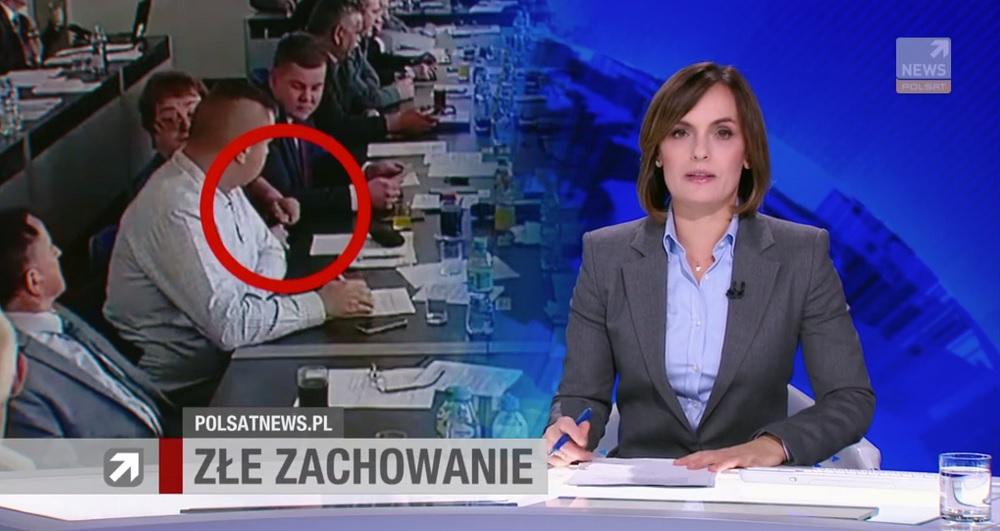 """Słynna Sesja z Borowej tematem """"Wydarzeń"""" Polsatu - Zdjęcie główne"""