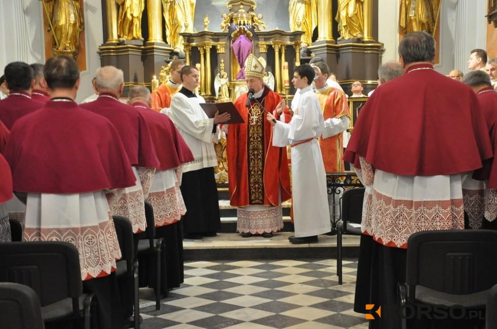 Nowy kanonik w mieleckiej kolegiacie św. Mateusza - Zdjęcie główne