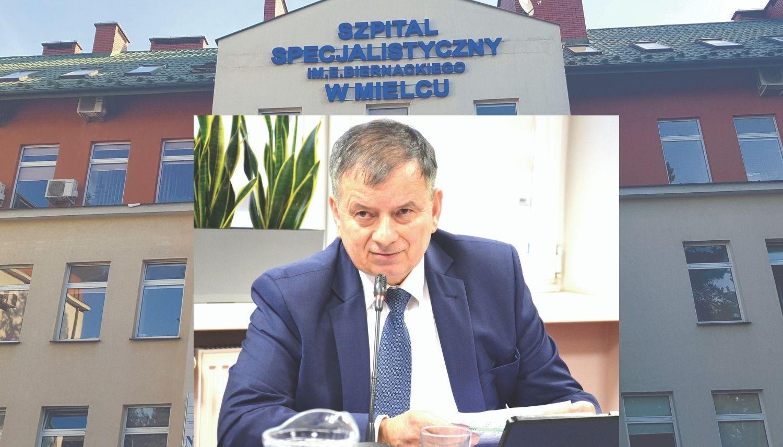 Pracownicy SOR-u żądają przeprosin od starosty. Stanisław Lonczak odpowiada - Zdjęcie główne