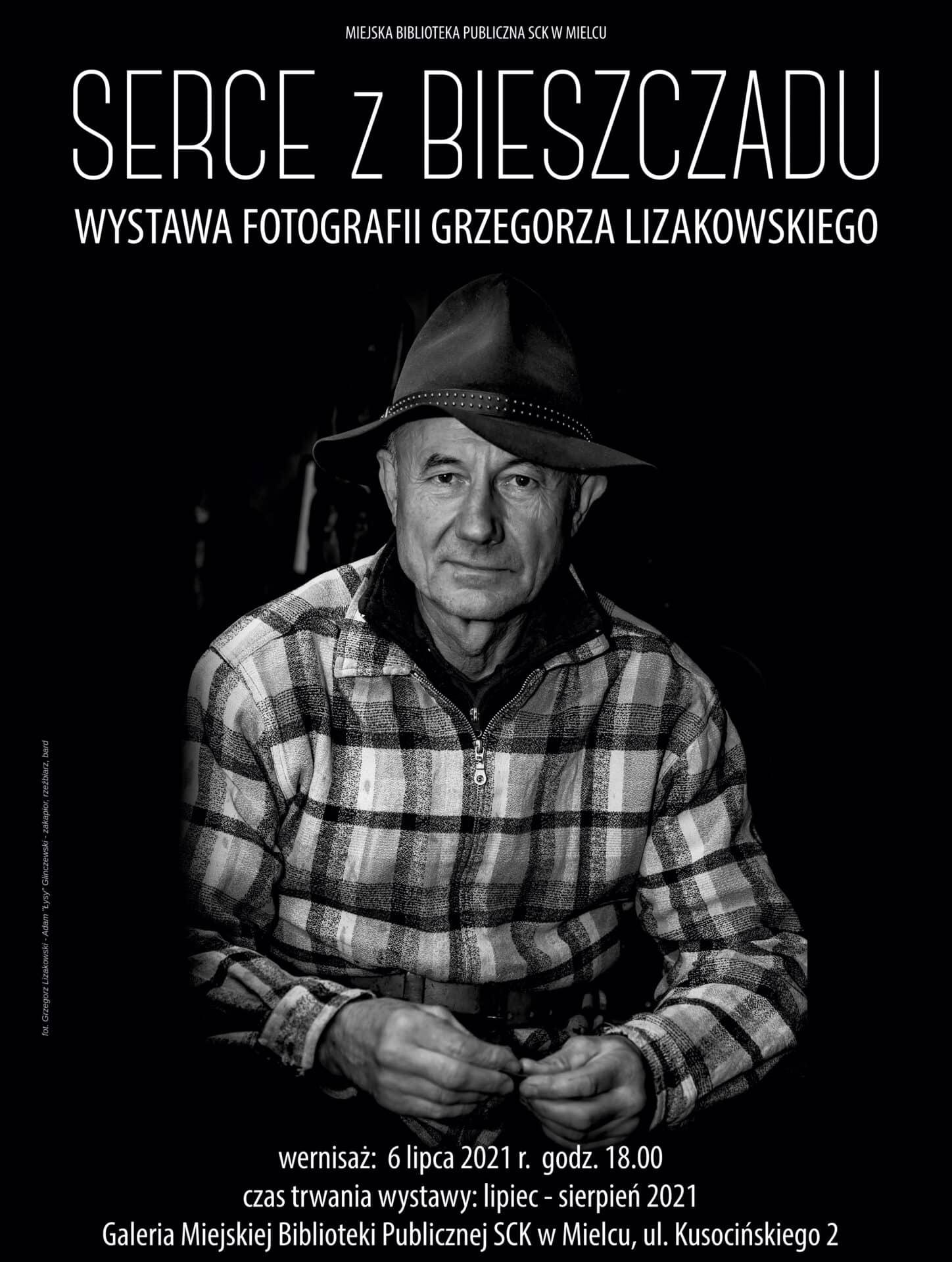 Fotografią opowiada o Bieszczadach. Wernisaż Grzegorza Lizakowskiego - Zdjęcie główne