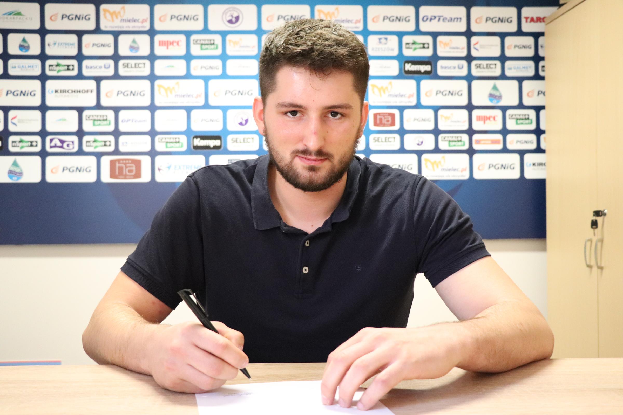 Hubert Kornecki odszedł z SPR Stali Mielec. Wybrał ofertę klubu z 2.Bundesligi - Zdjęcie główne