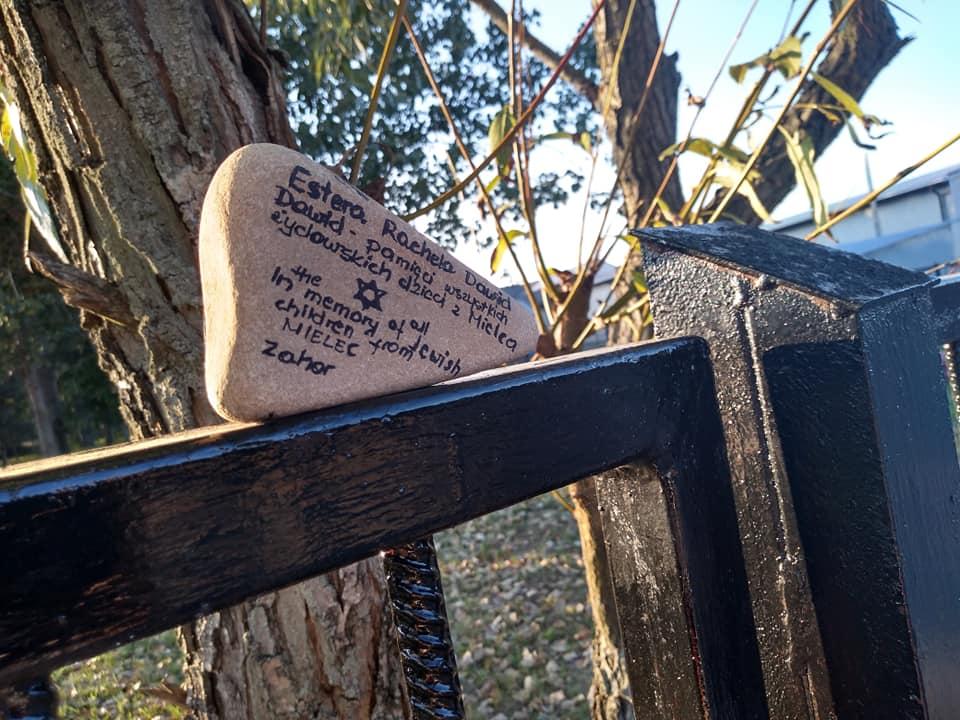 Cmentarz żydowski na ul. Tragututta zyskuje nowy blask [VIDEO] - Zdjęcie główne