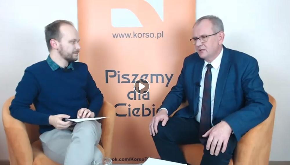 Rozmowy z Korso - Fryderyk Kapinos - Zdjęcie główne