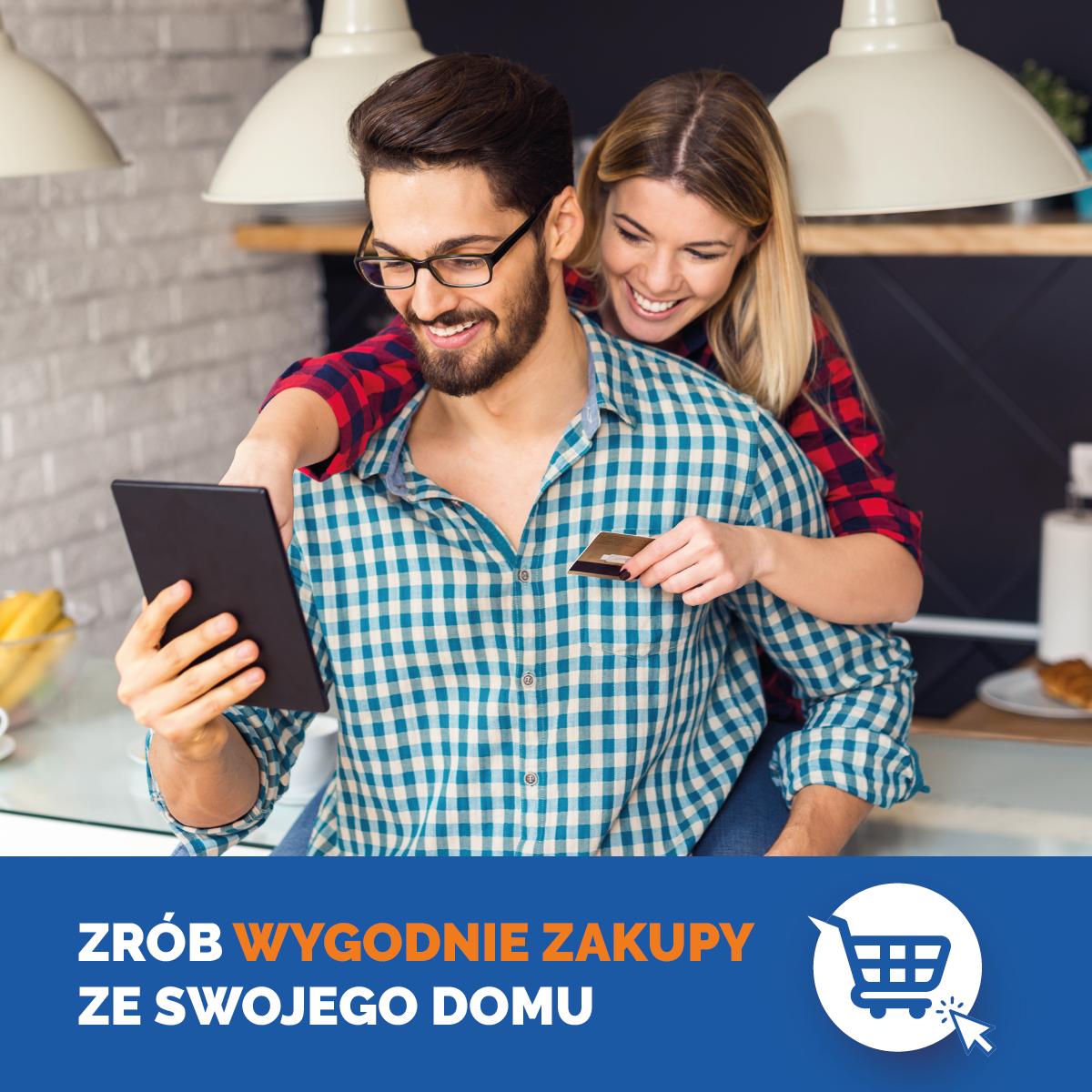 Codzienne zakupy w wersji online - Zdjęcie główne