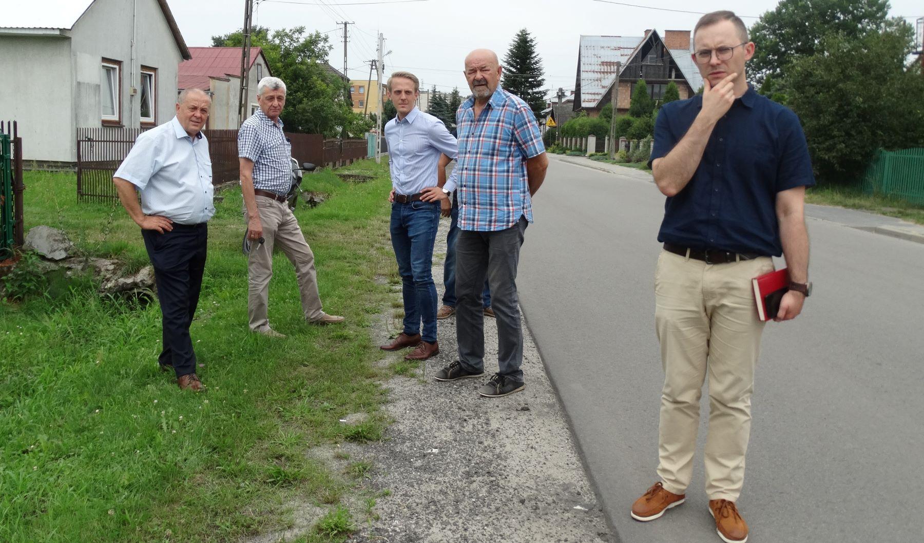 Tuszowskie rowy do pilnego remontu. Po ulewach podtopienia - Zdjęcie główne