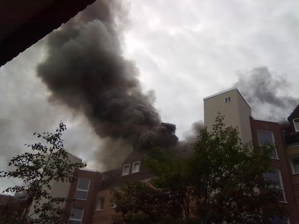Wybuch w niemieckiej fabryce. Czy naszemu regionowi zagraża toksyczna chmura? - Zdjęcie główne