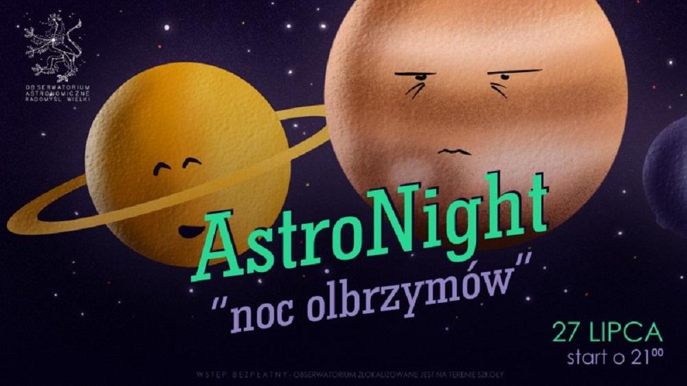 Noc Olbrzymów w Radomyślu Wielkim - Zdjęcie główne