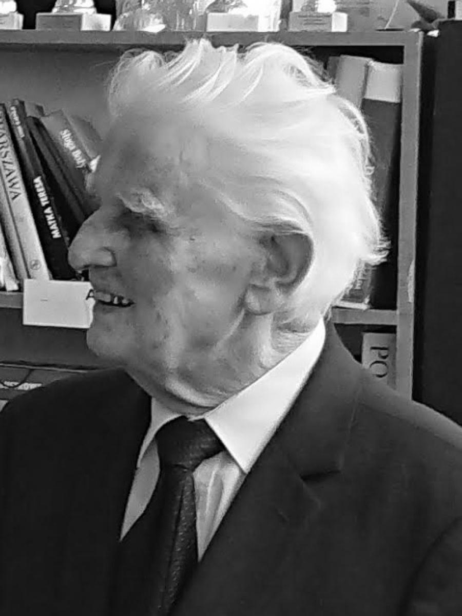 Zmarł Jan Rogóż, emerytowany nauczyciel i wicedyrektor ZST w Mielcu - Zdjęcie główne