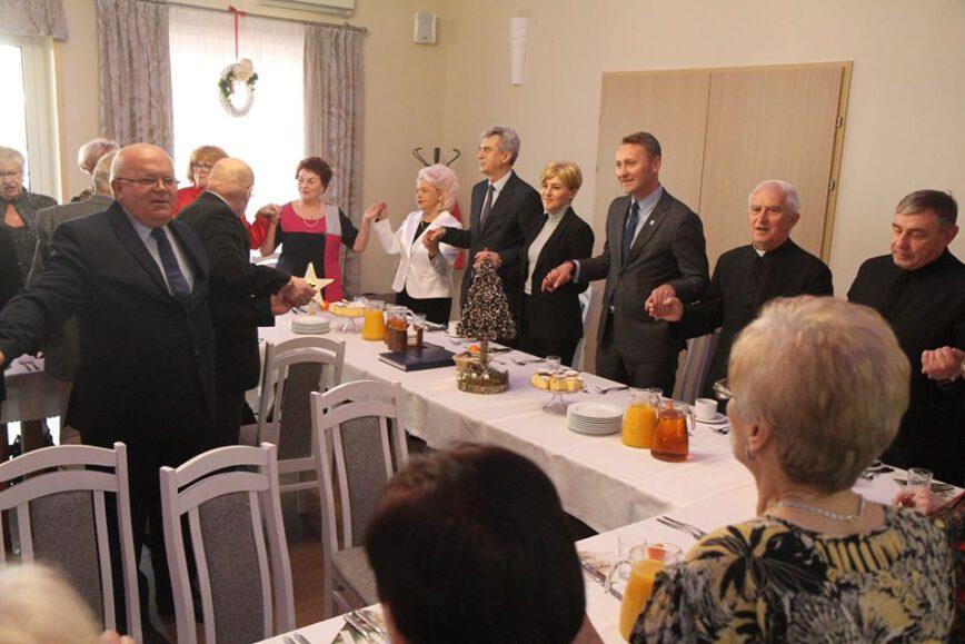 Mieleccy seniorzy już świętowali - Zdjęcie główne