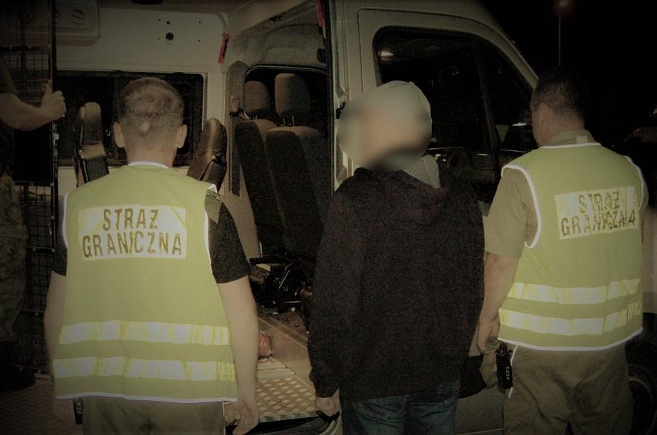 Poszukiwany Europejskim Nakazem Aresztowania zatrzymany w Korczowej - Zdjęcie główne