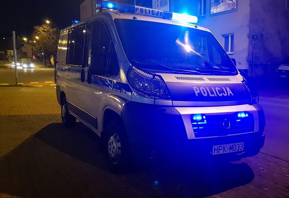 """Policja czuwa nad bezpieczeństwem na drogach. Za nami pierwszy dzień działań """"Boże Narodzenie 2019"""" - Zdjęcie główne"""